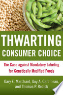 Thwarting Consumer Choice