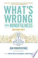 What s Wrong with Mindfulness  And What Isn t