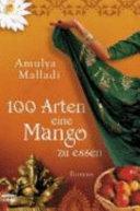 100 Arten, eine Mango zu essen