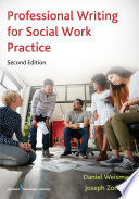 Professional Writing For Social Work Practice Second Edition