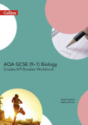 AQA GCSE Biology 9 1 Grade 8 9 Booster Workbook