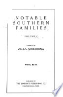 Notable Southern Families