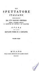 Lo spettatore italiano