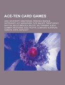 Ace Ten Card Games