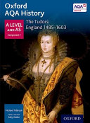 Oxford a Level History for AQA  the Tudors  England 1485 1603
