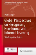 Book Global Perspectives on Recognising Non-formal and Informal Learning