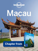 Lonely Planet Macau
