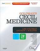 Goldman S Cecil Medicine Expert Consult Premium Edition Enhanced Online Features And Print Single Volume 24