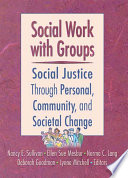 Social Work With Groups book