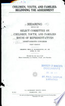 Children  Youth  and Families Book PDF