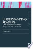 Understanding Reading