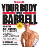 Men s Health Your Body Is Your Barbell