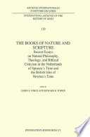 The Books of Nature and Scripture