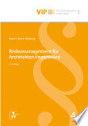 Risikomanagement für Architekten/Ingenieure