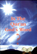 IS THE QUR AN GOD WORDS