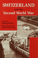 Switzerland and the Second World War