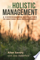 Holistic Management  Third Edition