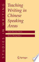 Teaching Writing in Chinese Speaking Areas