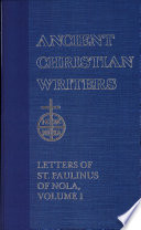 Letters of Saint Paulinus of Nola Free download PDF and Read online