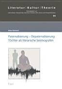 Paternalisierung - Depaternalisierung
