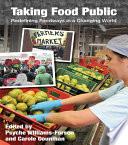 Taking Food Public