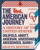 American Journey  The  Combined Volume