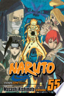 Naruto  Vol  55 : and friends on turtle island. the...