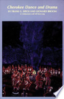 Cherokee Dance and Drama PDF