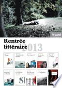 Booklet Rentr E Litt Raire 2013