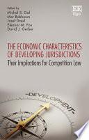 The Economic Characteristics of Developing Jurisdictions