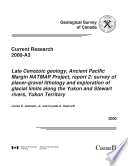 Geological Survey of Canada, Current Research (Online) no. 2000-A3