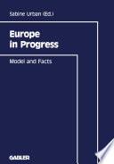 Europe in Progress