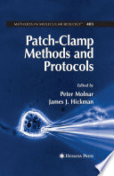 Patch Clamp Methods and Protocols