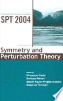 Symmetry and Perturbation Theory