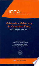 Arbitration Advocacy in Changing Times