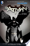 Batman Vol  2  The City of Owls  The New 52