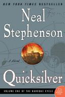 Quicksilver-book cover