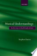 Musical Understandings