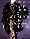 Rare Bird of Fashion