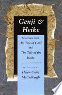 Genji   Heike  Selections from The Tale of Genji and The Tale of the Heike