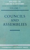 Councils and Assemblies