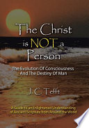 The Christ Is Not a Person