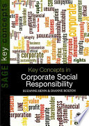 Key Concepts in Corporate Social Responsibility