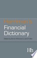 Harriman's Financial Dictionary