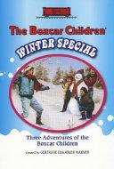 The Boxcar Children Winter Special book