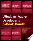 Windows Azure Developer S E Book Bundle