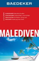 Baedeker Reisef  hrer Malediven