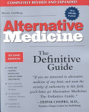 Alternative Medicine : ...
