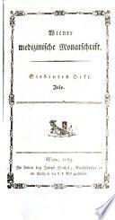 Wiener medicinische Monatsschrift