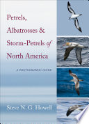 Petrels Albatrosses And Storm Petrels Of North America book